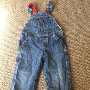 Osh kosh 3T insulated overalls